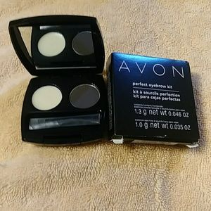 New Avon Perfect Eyebrow Kit